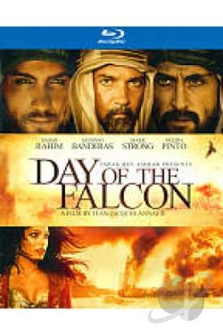 Day of the Falcon BRAY Cover Art