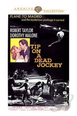 Tip on a Dead Jockey DVD Cover Art