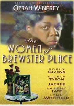 Women of Brewster Place DVD Cover Art