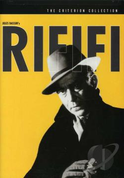 Rififi DVD Cover Art