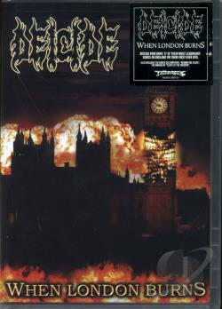 Deicide - When London Burns DVD Cover Art