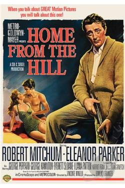 Home From the Hill DVD Cover Art