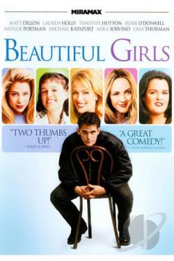 Beautiful Girls DVD Cover Art