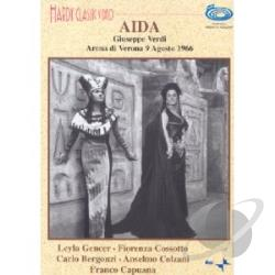 Aida DVD Cover Art