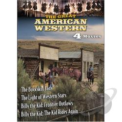 Great American Western - Vol. 22 DVD Cover Art