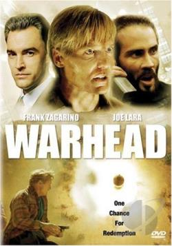 Warhead DVD Cover Art