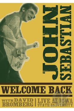 John Sebastian - Welcome Back DVD Cover Art