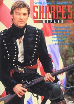 Sharpe's Rifles DVD Cover Art