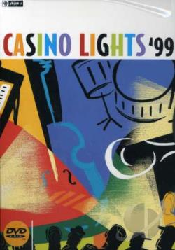 Casino Lights '99 DVD Cover Art