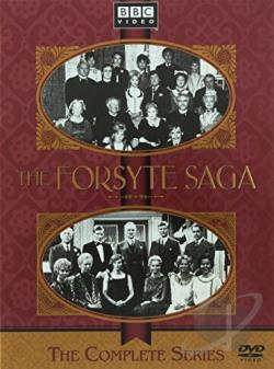 Forsyte Saga - Complete Original Series DVD Cover Art