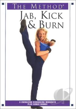 Jab, Kick & Burn DVD Cover Art
