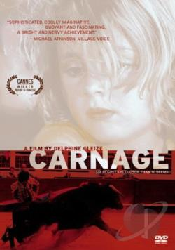 Carnage DVD Cover Art