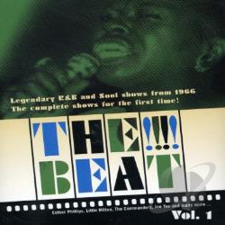 Beat - Vol 1: Shows 1-5 DVD Cover Art