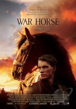 War Horse DVD Cover Art