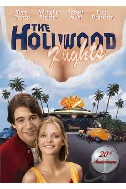 Hollywood Knights DVD Cover Art