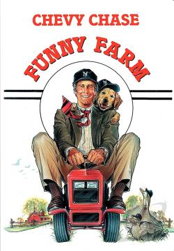 Funny Farm DVD Cover Art