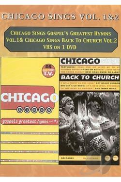 Chicago Sings Gospel's Greatest Hymns/Back to Church DVD Cover Art