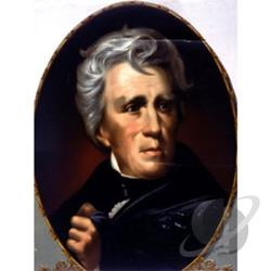Biography:Andrew Jackson - A Man For DVD Cover Art