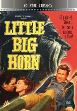Little Big Horn DVD Cover Art