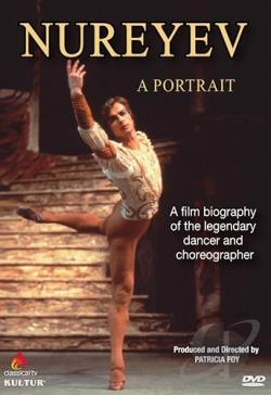 Nureyev DVD Cover Art