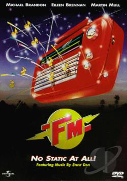 FM DVD Cover Art