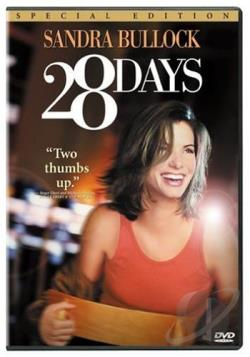 28 Days DVD Cover Art