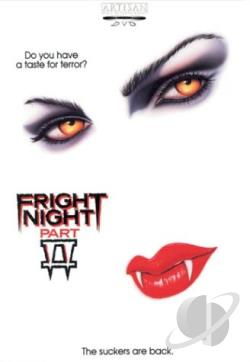 Fright Night Pt. 2 DVD Cover Art
