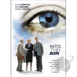 Into Thin Air DVD Cover Art