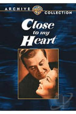 Close to My Heart DVD Cover Art