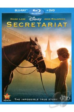 Secretariat BRAY Cover Art