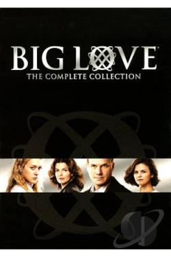 Big Love - The Complete Series DVD Cover Art