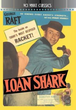 Loan Shark DVD Cover Art