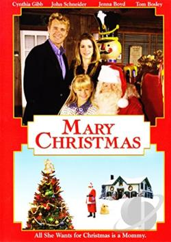 Mary Christmas DVD Cover Art