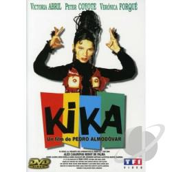 Kika (Pal/Region 2) DVD Cover Art