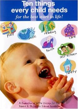 Ten Things Every Child Needs DVD Cover Art