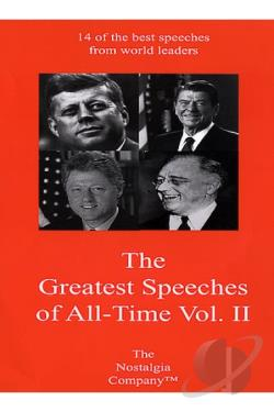 greatest speeches of all time franklin The best and worst inaugural addresses  it is considered one of the greatest speeches in american history, maybe the greatest of the inaugural addresses, foner said  franklin delano.