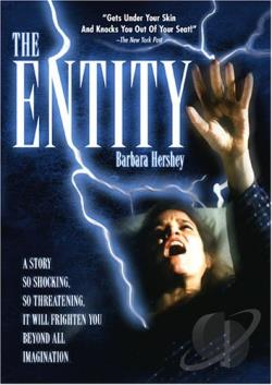 Entity DVD Cover Art