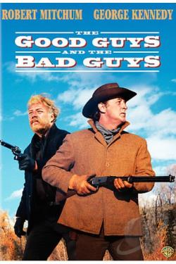 Good Guys And The Bad Guys DVD Cover Art