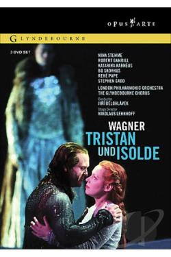 Tristan Und Isolde DVD Cover Art