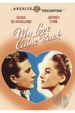 My Love Came Back DVD Cover Art