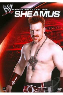 WWE: Superstar Collection - Sheamus DVD Cover Art