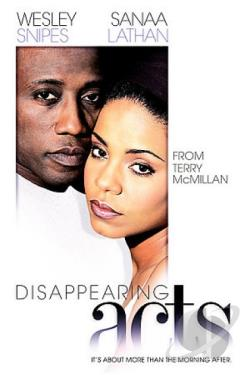 Disappearing Acts DVD Cover Art