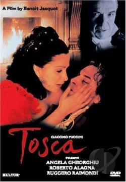Tosca DVD Cover Art