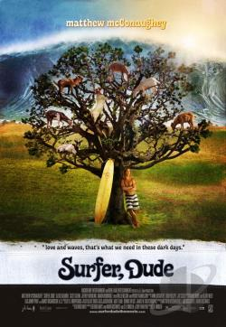Surfer, Dude DVD Cover Art
