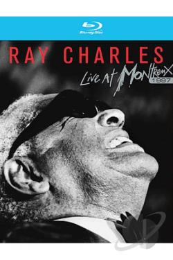 Ray Charles - Live At Montreux 1997 BRAY Cover Art