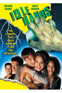 Idle Hands DVD Cover Art