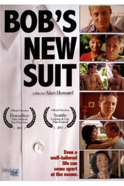 Bob's New Suit DVD Cover Art