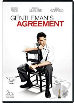 Gentleman's Agreement DVD Cover Art