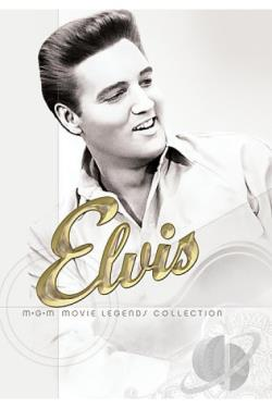 Elvis - MGM Movie Legends Collection DVD Cover Art
