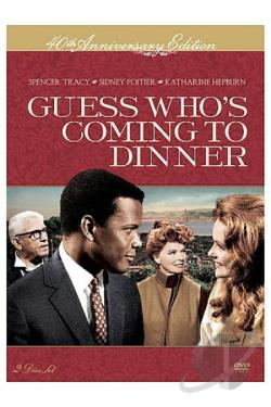 Guess Who's Coming to Dinner? DVD Cover Art